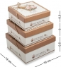 WG-19 Набор коробок из 3шт - Вариант A