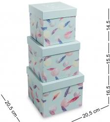 WG-39 Набор коробок из 3шт - Вариант A