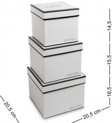 WG-40 Набор коробок из 3шт - Вариант A