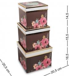 WG-41 Набор коробок из 3шт - Вариант A