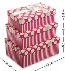 WG-57 Набор коробок из 3шт - Вариант A