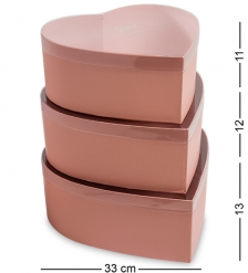 WG-65 Набор коробок из 3шт - Вариант A