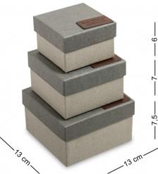 WG-71 Набор коробок из 3шт - Вариант A