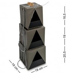WG-98 Набор коробок из 3шт - Вариант A
