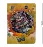 BM-05/2 Блокнот сред. «Звуки музыки»   3D твердая обложка