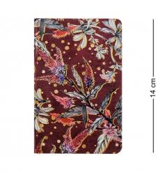 BM-10/4 Блокнот мал.  Весенние цветы   3D твердая обложка