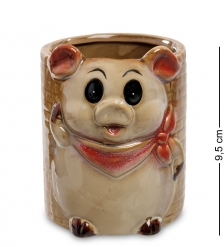CF-09/ 2 Вазочка  Свинка