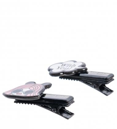 MR- 28 Набор заколок для волос  Стильная штучка  Mark Rita