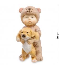 ED-433 Фигурка  Малыш и его четвероногий друг