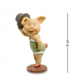 ED-462 Фигурка Свинья  Праздник каждый день