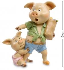 ED-463 Фигурка Свиньи  Семейный праздник