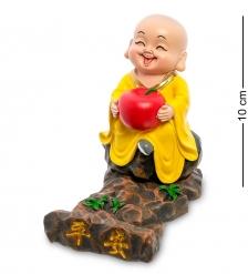 MN-224/1 Подставка для телефона  Буддийский монах