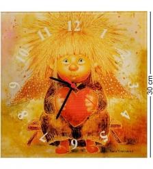 ANG-430 Часы  Ангел любящего сердца  30х30