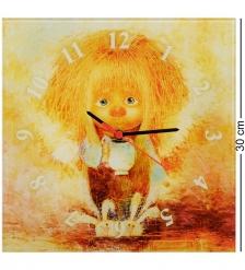 ANG-432 Часы  Ангел теплого дома  30х30