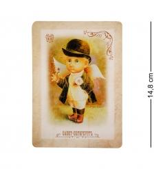 ANG-441 Открытка-ретро  Маленький джентельмен  15х10,5