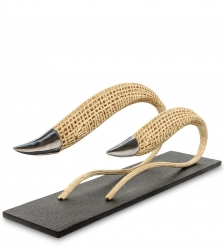 FINALI- 78 Фигура декоративная Рыбы-змеи