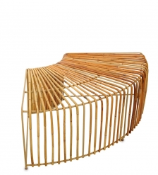 FINALI- 85 Декоративная скамья Бамбук без спинки