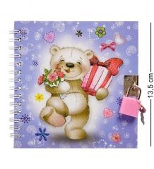NB-11/3 Блокнот  Любимый медвежонок