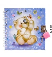 NB-11/4 Блокнот  Любимый медвежонок