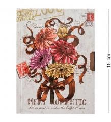 NB-12/1 Блокнот с ручкой  Цветочное очарование