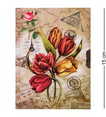 NB-12/3 Блокнот с ручкой  Цветочное очарование