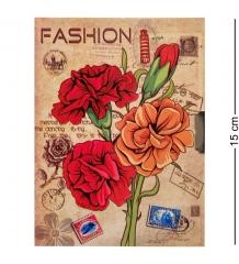 NB-12/4 Блокнот с ручкой  Цветочное очарование