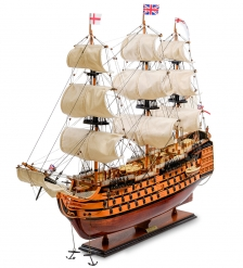 SPK-01 Модель британского линейного корабля 1668г.  HMS Victory