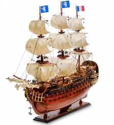 SPK-03 Модель французского линейного корабля 1668г. «Le Royal Louis»