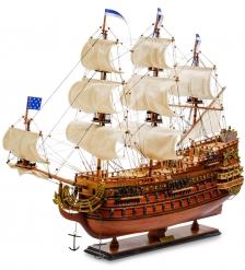 SPK-04 Модель французского линейного корабля 1669г. «Le Soleil Royal»