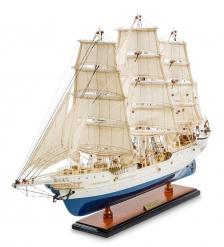SPK-06 Модель норвежского полнофункционального корабля 1937г. «Christian Radich»