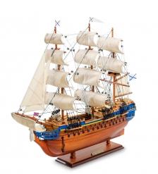 SPK-12 Модель российского линейного корабля 1784г.  Святой Павел