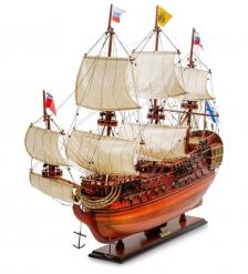 SPK-13 Модель российского линейного корабля 1712г. «Полтава»