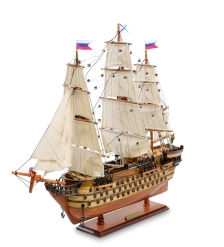 SPK-14 Модель российского линейного корабля 1841г.  12 Апостолов
