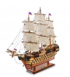 SPK-16 Модель российского линейного корабля 1826г.  Азов