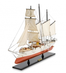 SPK-20 Модель канонерской лодки 1886г. «Кореец»