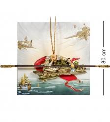 ART-110 Панно  Сунь Укун - царь обезьян