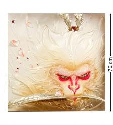 ART-111 Панно «Сунь Укун - царь обезьян»