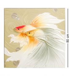 ART-113 Панно  Рыбки Вуалехвосты