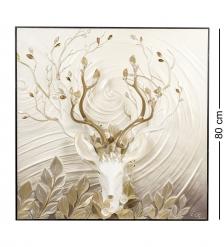 ART-122 Панно «Благородный олень»