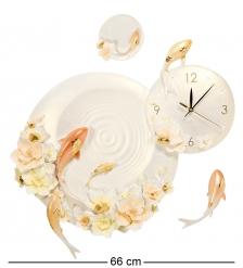 ART-216 Часы  Карпы кои