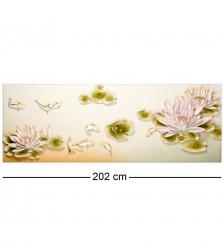 ART-308 Панно «Цветы лотоса»