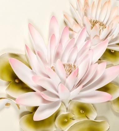 ART-308 Панно Цветы лотоса