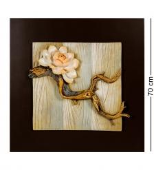 ART-316/3 Панно  Желтая сакура