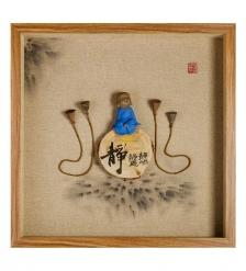 ART-403/4 Панно «Дзен медитация»