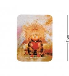 ANG-458 Виниловый магнит  Ангел любящего сердца  5х7