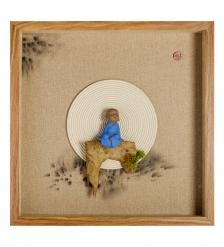 ART-404/1 Панно «Дзен медитация»
