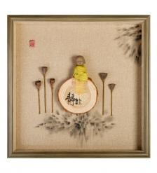 ART-405/3 Панно «Дзен медитация»