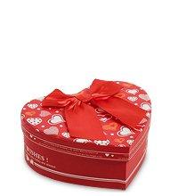WG-03/1 Коробка подарочная  Сердце  - Вариант A