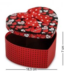 WG-11/2 Коробка подарочная  Сердце  - Вариант A