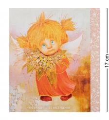 ANG-467 Открытка «Ангел хорошего настроения» 15х17